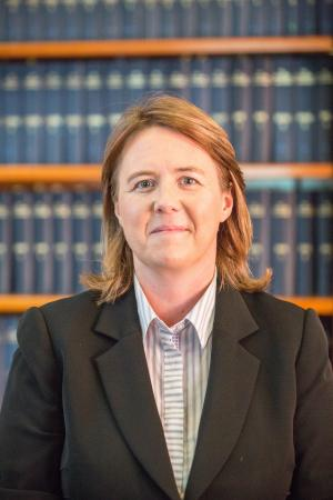 Image of The Honourable Mrs Justice Keegan